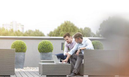 Comment décorer une terrasse dans les locaux d'entreprise ?