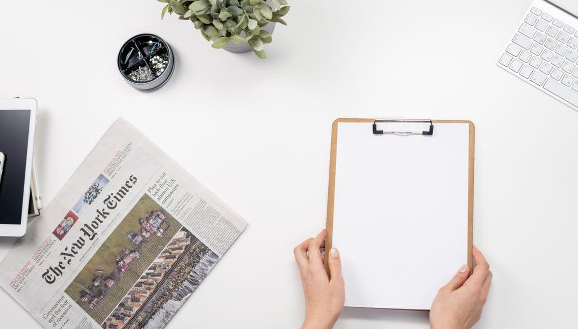 Rédaction d'articles : tout ce qu'il faut savoir pour bien rédiger un contenu