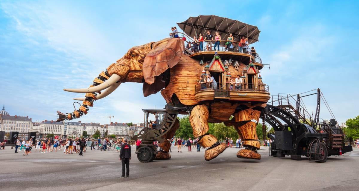 Nantes : une ville idéale pour implanter son entreprise !