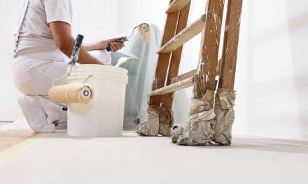 Peintre en bâtiment : comment se lancer ?