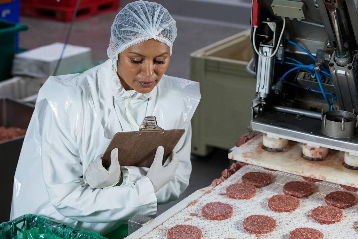 machine séparatrice désosseuse viande