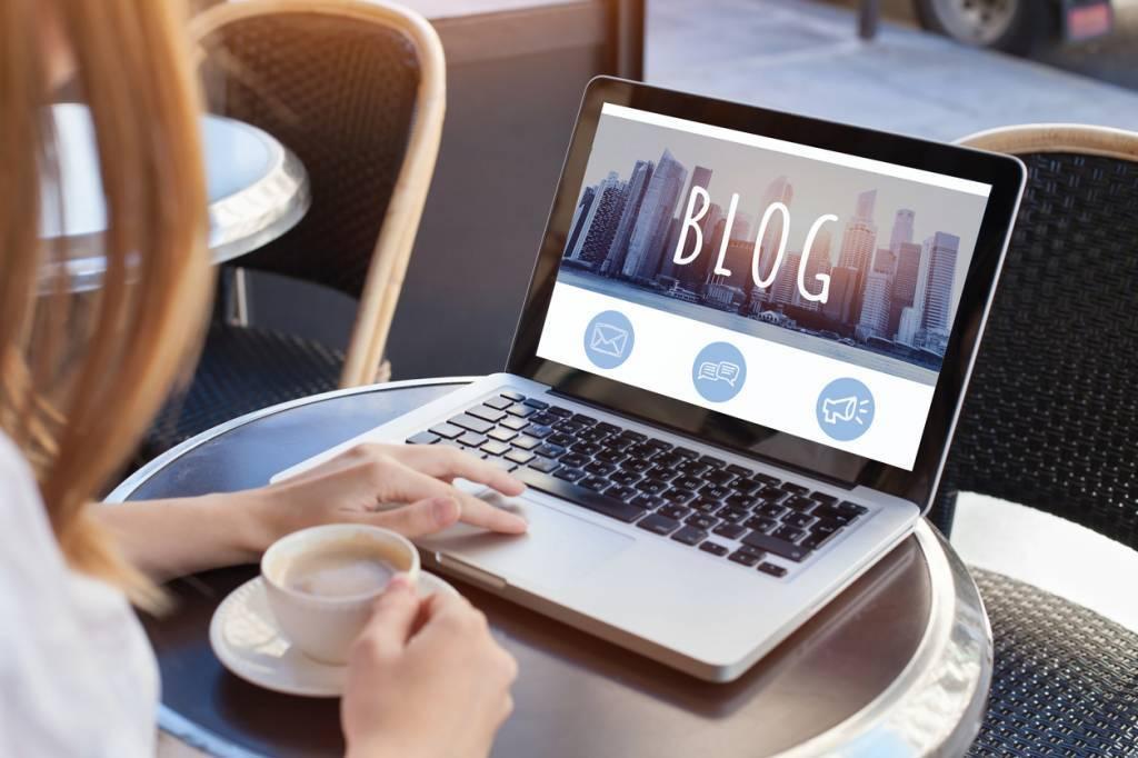 création blog sous Wix