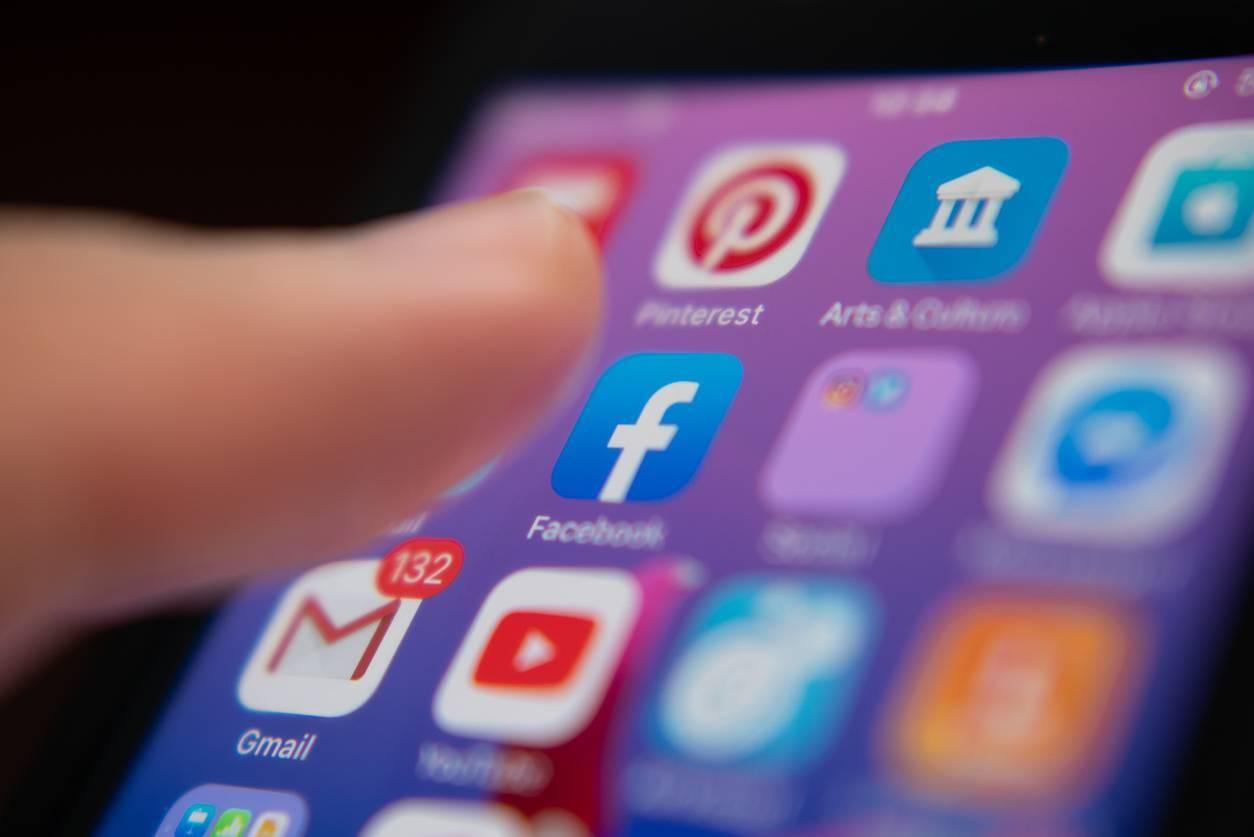 réseaux sociaux vente