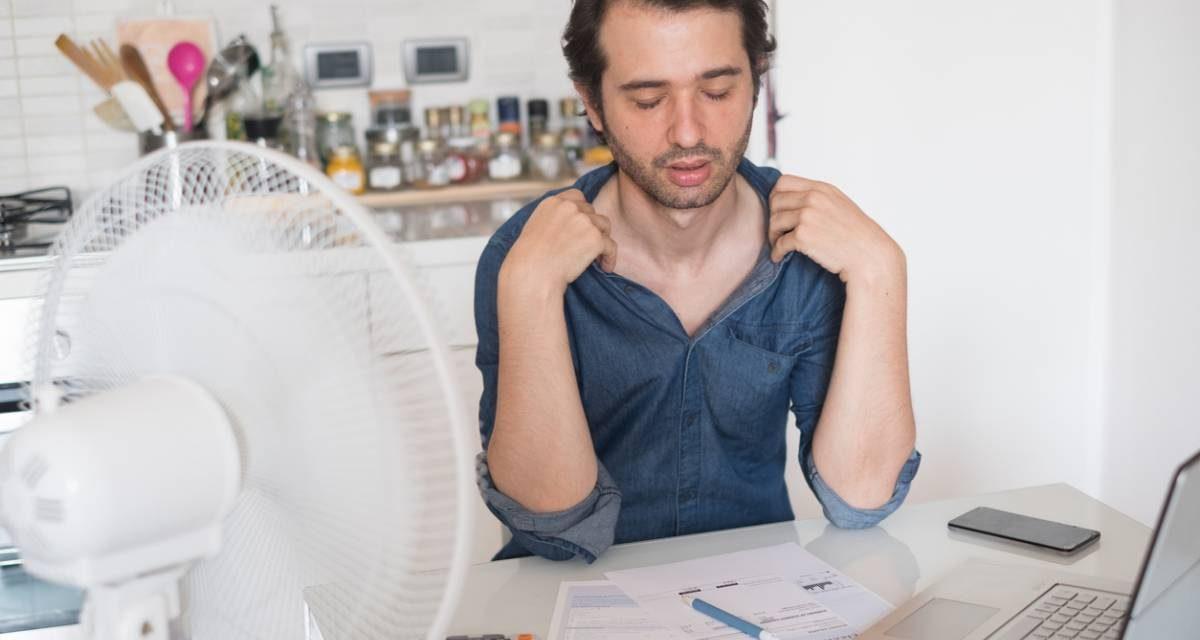 Travail à domicile et canicule, que faire ?