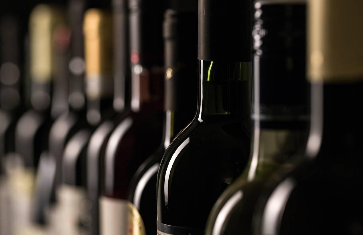 vin bouteilles cadeau entreprise