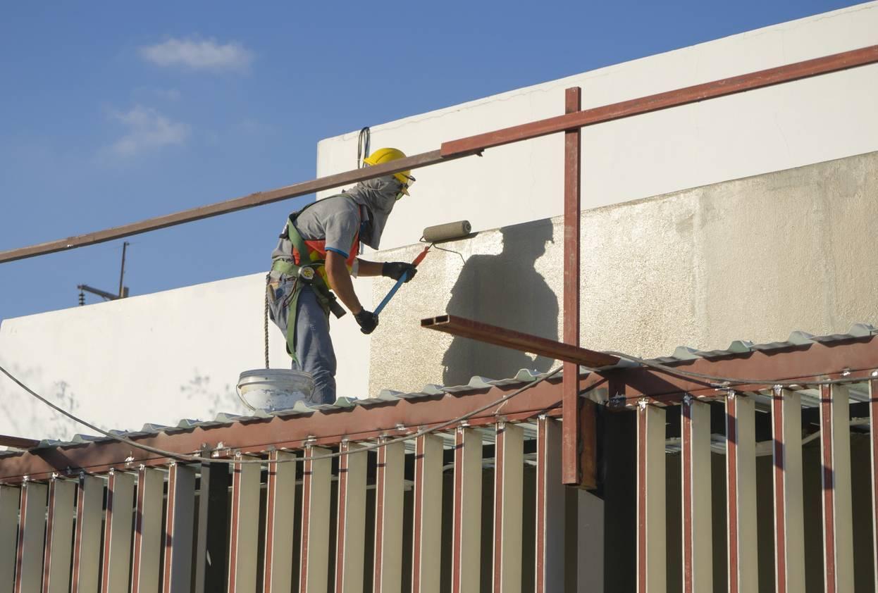 peinture bâtiment locaux professionnels