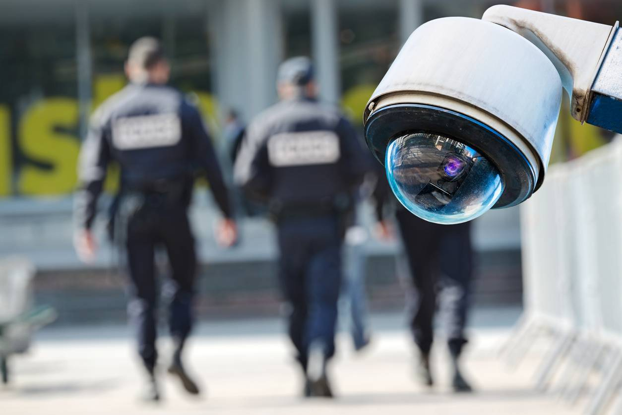 détecteur de mouvements sécurité alarme