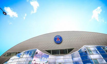 L'évolution du logo du club de football Paris Saint-Germain