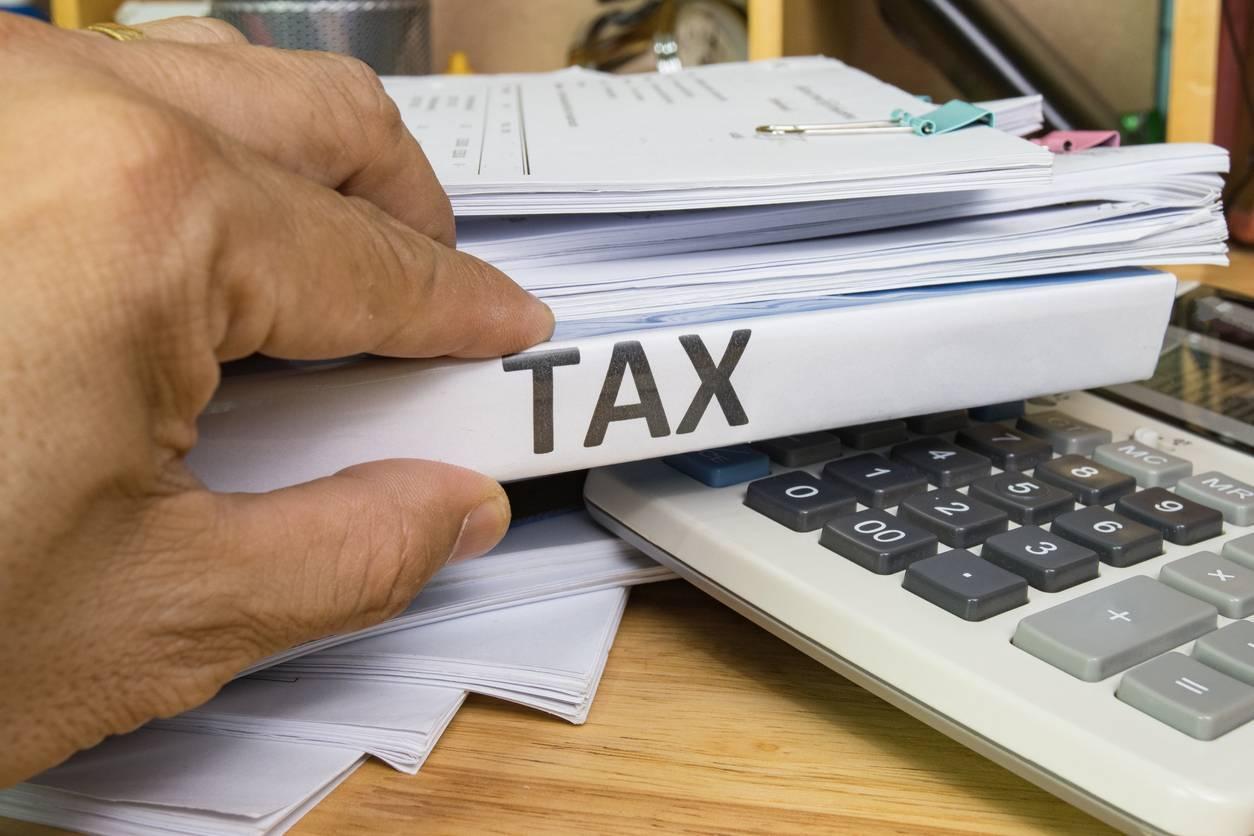 identification fiscale hors de l'UE